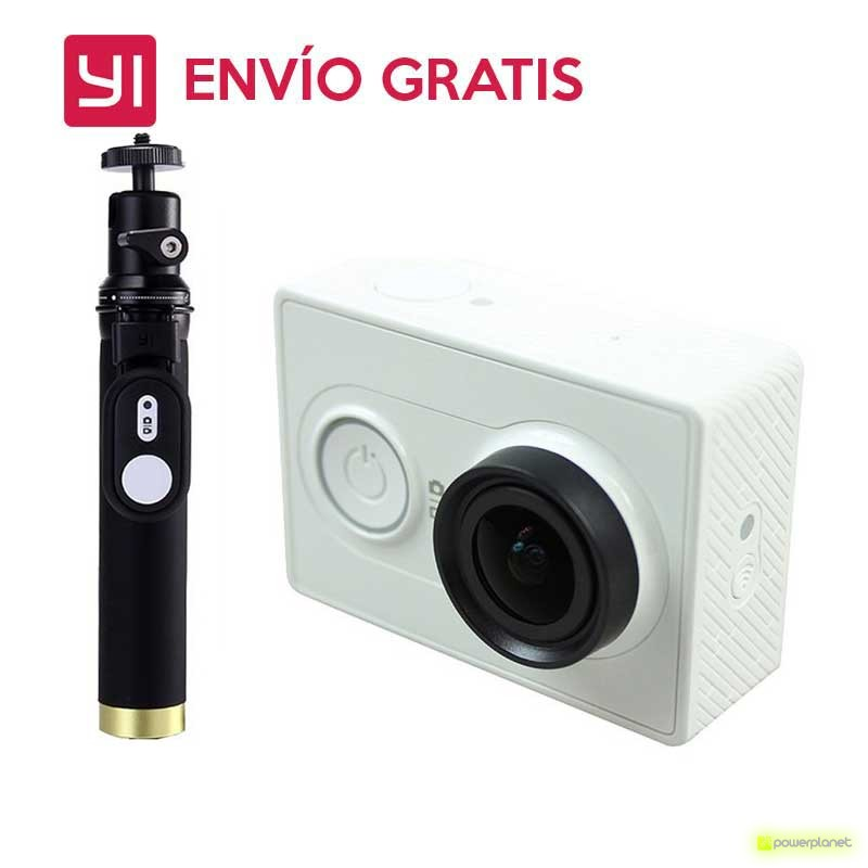 Yi Action Camera + Palo Selfie