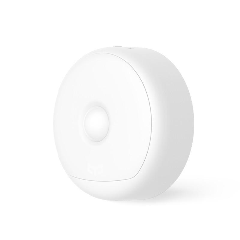 Yeelight Motion Sensor Rechargeable Night Light - Sensor de luz, sensor PIR, luz cálida 2700k,120 días de funcionamiento, xiaomi