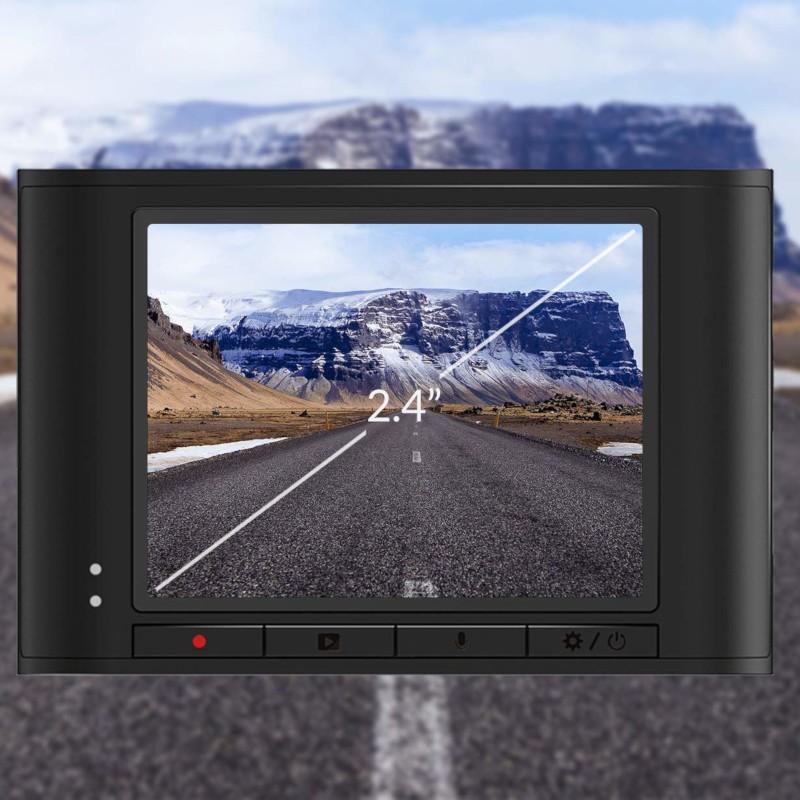 YI Nightscape Dash Cam 1080p - Car Camera