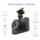 YI Ultra Dash Camera 2.7K - Câmara de visão frontal (lente) - Item2