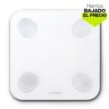 Yunmai Balance M1690 Blanco - Báscula Inteligente - Zona Frontal