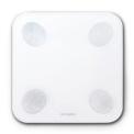 Yunmai Balance M1690 Branco - Balança Inteligente - Zona Frontal