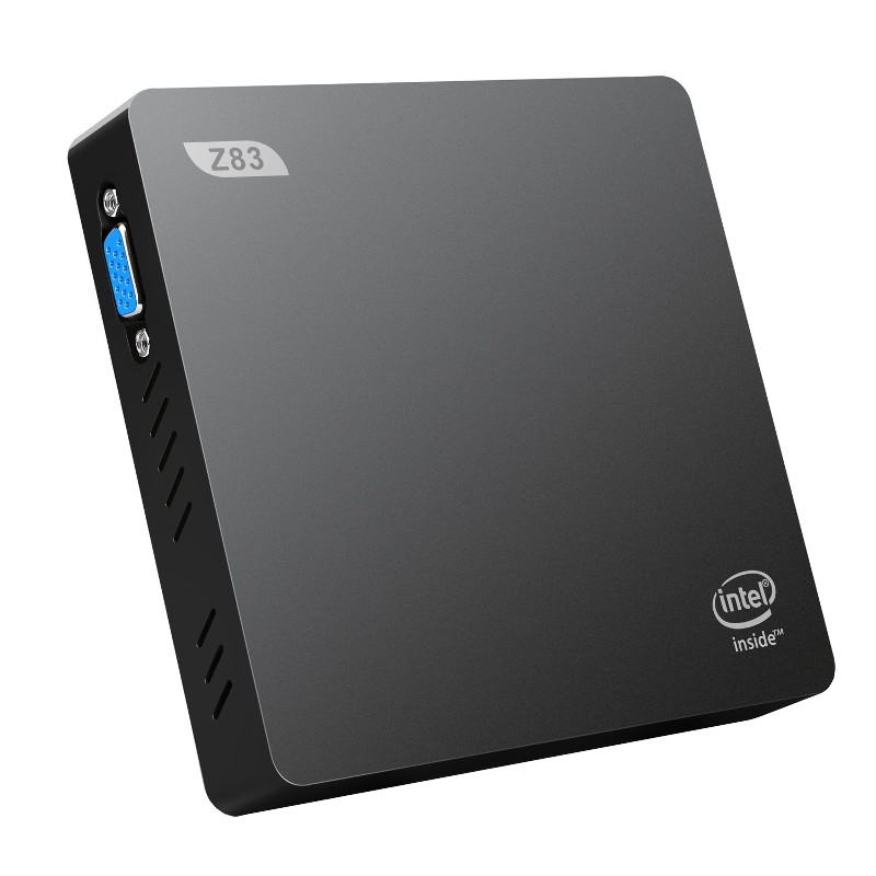 Z83V Intel Atom Z8350/4GB/64GB/Windows 10 Home - Mini PC